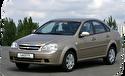 Обучение вождению на Chevrolet Lacetti акпп