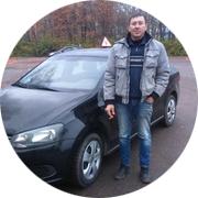 Владислав Михайлович Ассылов — частный инструктор по вождению
