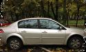 Обучение вождению на Renault Megane акпп
