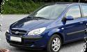 Обучение вождению на Hyundai Getz мкпп
