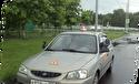 Обучение вождению на Hyundai Accent акпп