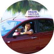 Руслан — частный инструктор по вождению