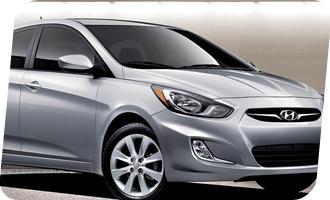 Уроки вождения на Hyundai Accent мкпп