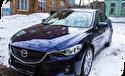 Обучение вождению на Mazda 6 акпп
