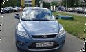 Обучение вождению на Ford Focus II мкпп