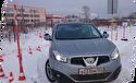 Обучение вождению на Nissan Qashqai акпп