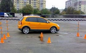 уроки вождения по городу