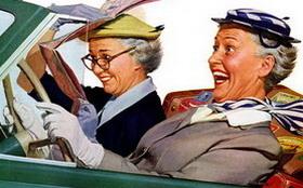 Обучению вождению, как любви – все возрасты покорны?!