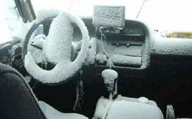 """Как """"обуть"""" машину зимой"""