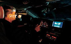 Близорукость за рулем: контактные линзы vs. очки
