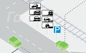 Правила парковки: где можно и где нельзя парковаться