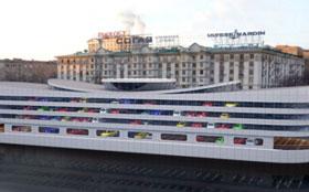 На Москве-реке появятся плавучие парковки