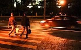 В ходе рейда в Москве выявлено более 1,6 тыс. нарушений ПДД пешеходами