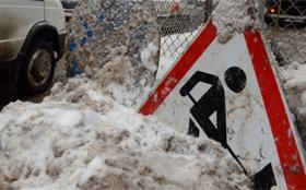 Водителей не будут наказывать за нарушения из-за плохих дорог