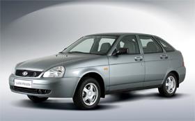 Lada Priora получит три новых опции