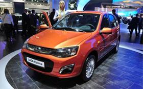 """АвтоВАЗ"" создаст кроссовер на базе Lada Kalina"