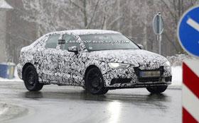 Шпионы сделали фото новых Land Rover Freelander и Audi A3