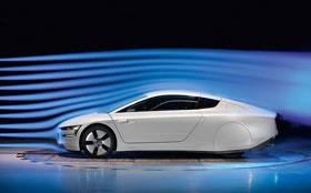 Гибрид от Volkswagen будет потреблять меньше литра на сотню