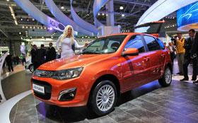 АвтоВАЗ делает ставку на спортивную «Калину»