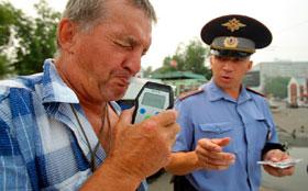 Водителей будут проверять на алкоголь по новым правилам