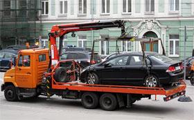 Эвакуация автомобилей в Москве стала платной