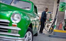 В США цены на бензин бьют рекорды