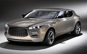 Aston Martin задумался о создании внедорожника