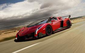 Компания Lamborghini выпустит родстер