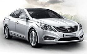 Обновлённые Hyundai Grandeur выходят на российский рынок