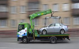 Водителей не будут предупреждать об эвакуации автомобиля